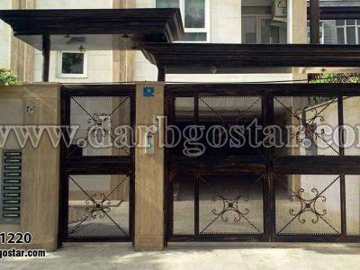 سردرب ساختمان کد درب و سردرب 1220