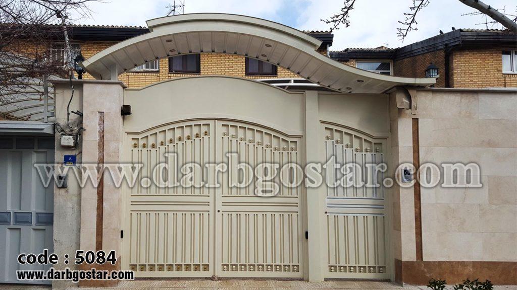 درب و سردرب خاص (درب گستر) کد 5084