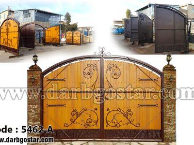 5462-A درب های تلفیقی درب گستر