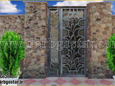 5626-C درب ورودی ساختمان
