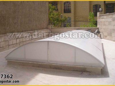 نصب پلی کربنات پوشش پاسیو کد 7362