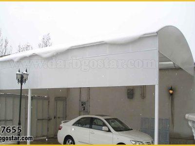 7655 پوشش پارکینگ