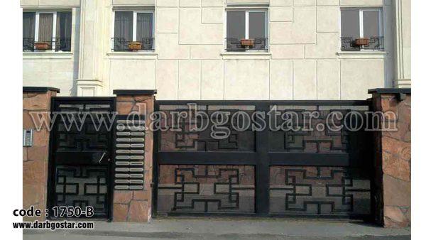 1750-B درب های ساختمانی