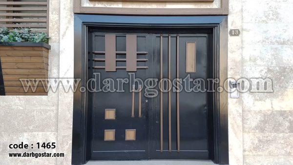 درب مدرن ساختمان کد درب 1465