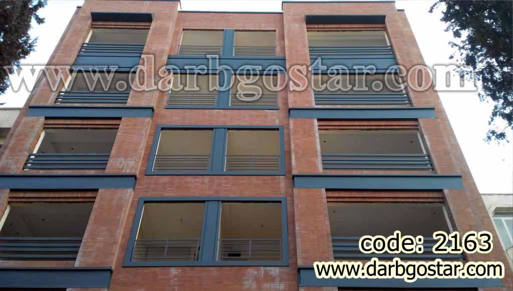 ورقکاری روی نمای ساختمان