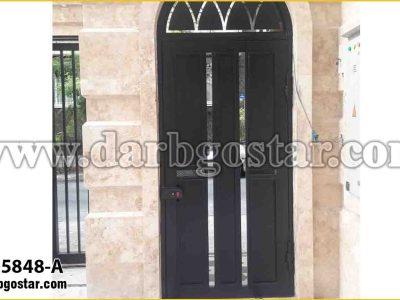 5848-A درب ورودی ساختمان