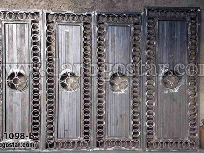 1098-B درب گستر سازنده درب
