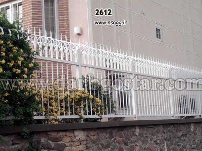 2612 حفاظ روی دیوار آبشاری