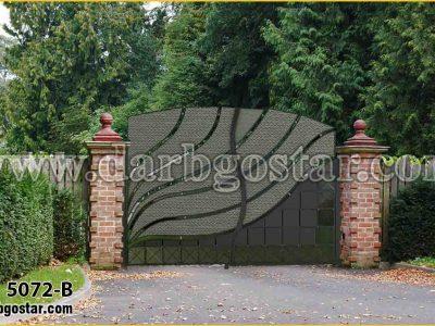 5072-B عکس درب باغ
